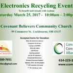 Covenant Believers Flyer 2017